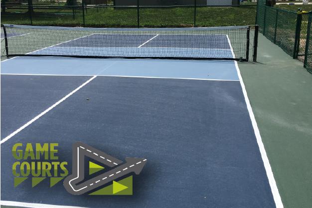 game courts elite line striping evansville